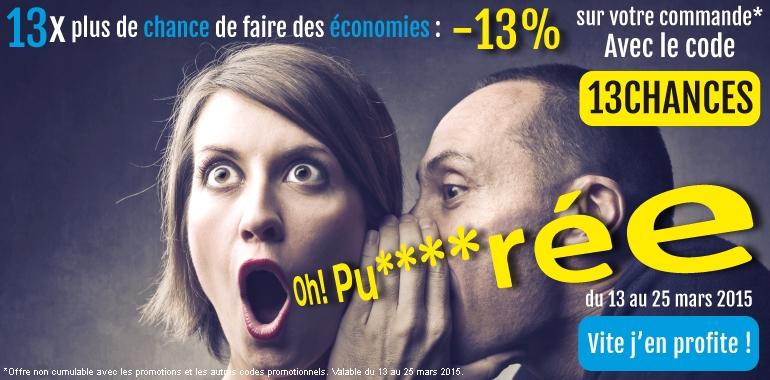Offre Lotoquine -13%